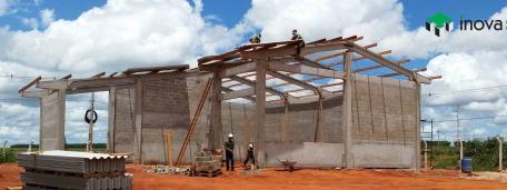 Conheça algumas vantagens do Sistema Construtivo Pré Fabricado